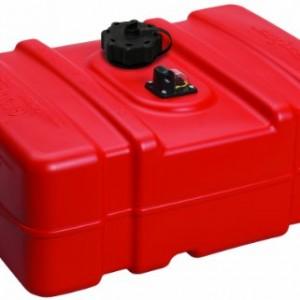 Moeller 630013LP Portable Fuel Tank, 12 - Gallon, Red