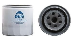 Sierra 18-7945 10 Micron Fuel Water Separating Filter for Mercury/MerCruiser and Yamaha