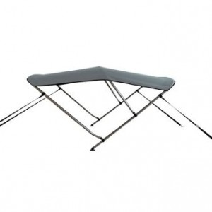 Komo Boat Bimini Top Cover with Boot and Hardware