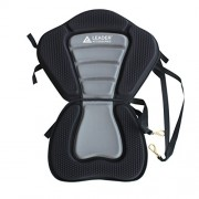 Leader Accessories Black/gray Deluxe Kayak Seat