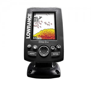 Lowrance Elite-3X Fishfinder with 83/200 Transducer