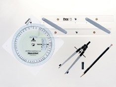 Weems & Plath Marine Navigation Primary Navigation Set