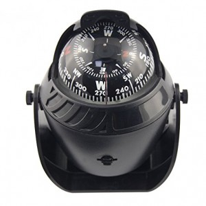 Jasmine LED Light Sea Marine Electronic Digital Compass Boat Caravan Truck