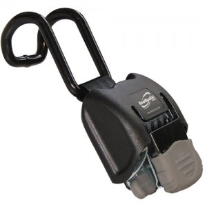 "1 - BoatBuckle G2 Retractable Gunwale Tie-Down - 14-38"" - Pair"