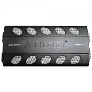 AudioPipe 1500 Watt Mono Class-D Audio Amplifier