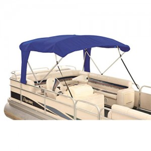 Atwood (370NV) Buggy-Style Bimini Top, Navy
