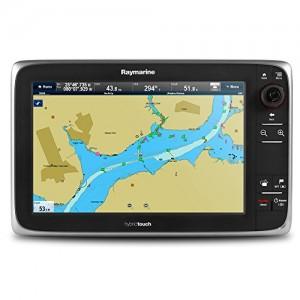 Raymarine e125 Multifunction Display - Lighthouse Navigation Charts - NOAA Vector