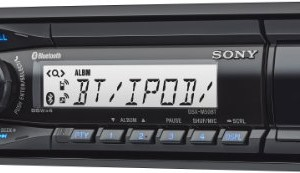 Sony DSXM50BT Bluetooth Wireless Digital Media Car Stereo Receiver
