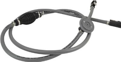 Attwood Mercury Fuel Line Assembly Kit without Tank Fitting, 12-Feet x 3/8-Inch