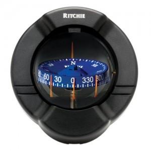 1 - Ritchie SS-PR2 SuperSport Compass - Dash Mount - Black