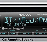 Kenwood Bluetooth Marine Boat KMR-D362BT CD iPhone iPod Stereo USB Receiver Brand New - Original Packaging - 2015 Model