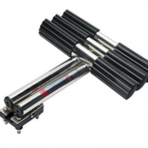 Amarine-made Heavy Duty 3 Steps Boat Marine Dual Vertical Telescoping Tube Stainless Steel Sport Diver Ladder with mount - 3 Steps - M1085S3