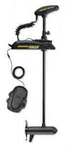 Minn Kota Terrova 55  Bow-Mount Trolling Motor with Autopilot (55-lb Thrust, 54″ Shaft)