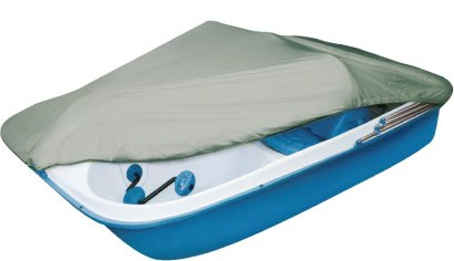 Leader Accessories New Polyester Universal Paddle Boat Cover Fit 3 or 5 Pedal Boats
