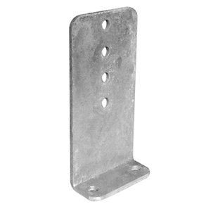 (8) Boat Trailer Bunk Bracket 5 x 10 Heavy Duty Galvanized