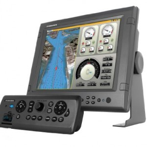 Furuno FUR- NavNet-3D Black Box Processor with Inputs From GPS Antenna
