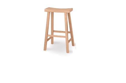 International Concepts Saddle Seat Stool