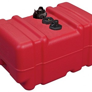 Moeller A/D 12-Gallon High Profile Portable Fuel Tank