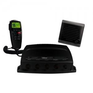 Gami VHF 300 AIS Radio - Bak
