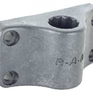 National Products RAM-114BM Bulkhead Marine Side Mount