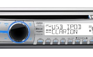 Clarion Marine CD-USB-MP3 Receiver