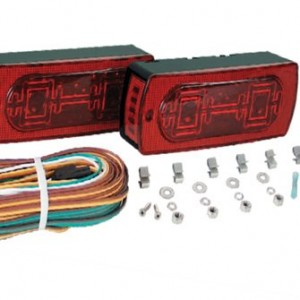 Optronics (TLL-16RK) LED Trailer Light Kit