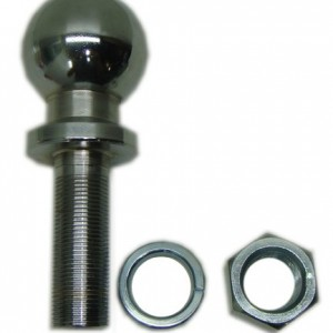 2-5/16' 'X 1'' X 3'' Trail Hitch Ball 7,500lbs Capacity