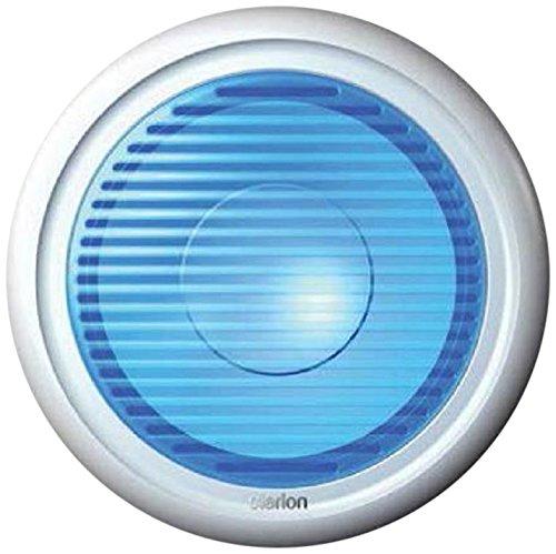 Clarion 10-Inch Marine Water Resistant Illuminated Speaker Grille