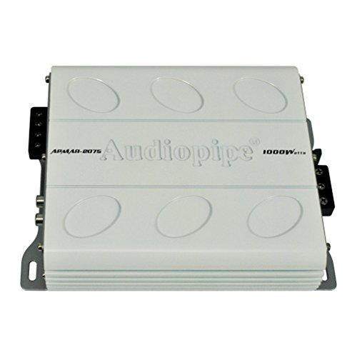 Audiopipe 2CH Mini-Marine Amplifier 1000W