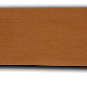 "1 Evateak Anti-Slip Bench Pad 18""x9.5"" - Brown"