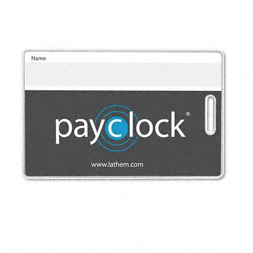 Lathem Time RFBADGE Additional RFID Proximity Badges for