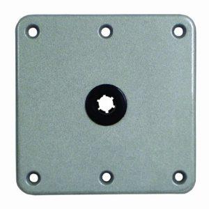 Attwood 7X7 Aluminum 3/4-Pin Base