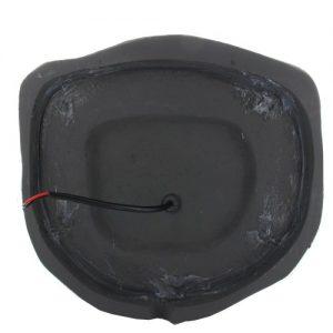 "Theater Solutions 12R8L Outdoor Waterproof 8"" Lava Rock Speakers Pool Yard 12 Piece Set 6000 Watts New"