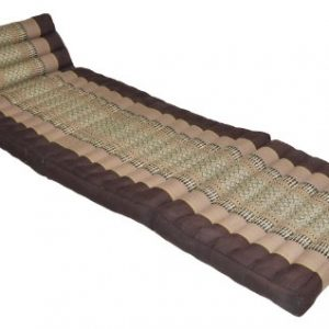 2 in 1 - XXL cushion with attached mattress extension - can be used folded or unfolded, as seen on the fotos (82418)