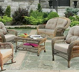 5-Pc Outdoor Seating Set
