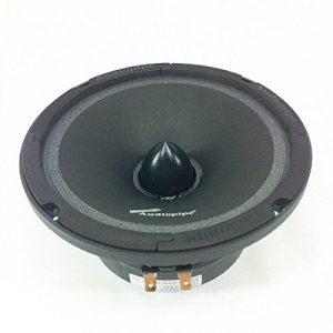 "1 PAIR Audiopipe 6"" 250W Low Mid Frequency Loud speakers APMB-6-B FULL RANGE"
