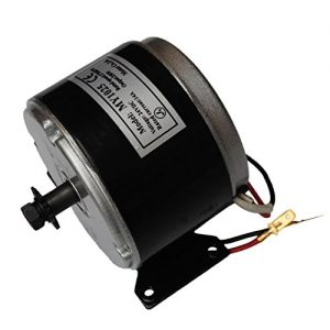 24V 250W Electric Scooter E-Bike Brushed Motor High Speed Motor MY1025 2750RPM