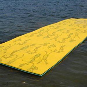 20' Aqua Lily Pad Maui Mat