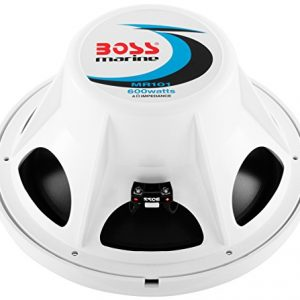 BOSS AUDIO MR101 Marine 10 inch Single Voice Coil (4 Ohm) 600-watt Subwoofer