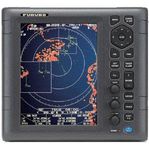 "FURUNO 1835 4kW 10.4"" LCD Color RADAR with 24"" Dome & 15M Cable"