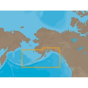 C-MAP NT NA-C802 - Gulf of Alaska - Furuno FP-Card