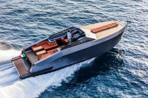 Mazu Yachts' 38: A Turkish Tender