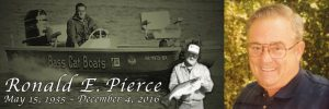 Bass Cat Mourns the Loss of Founder Ron Pierce
