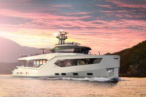 Vripack Releases Renderings of Evadne Explorer Yacht