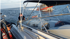 Coast Guard Prevents Sinking and Assists Three Boaters