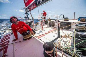 Day 16~Volvo Ocean Race Leg 6