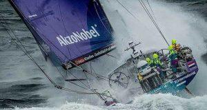 Volvo Ocean Race video