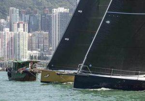Hong Kong to Hainan Race 2018