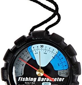 trac fishing barometer instructions
