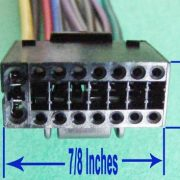 1 X Kenwood Car Stereo Head Unit Replacement Wiring Harness ... Kenwood Dvd Car Stereo Wiring Diagram on